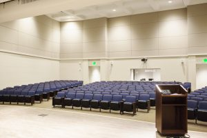 Book an Event in the Els Center of Excellence Auditorium
