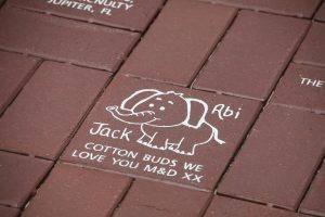 The Commemorative Brick Program - Donate to Become a Part of the Center