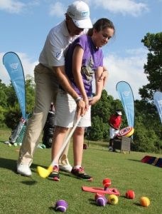 Golf Instruction at The Els Center of Excellence