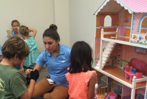 Speech and Language Therapy at The Els Center of Excellence