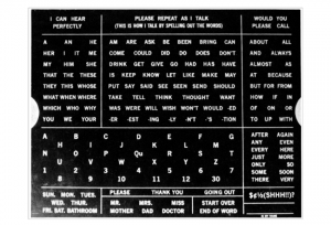The Original AAC Device
